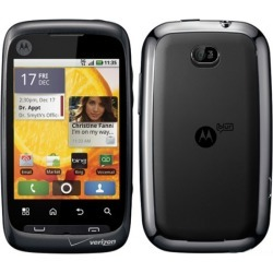 Motorola Citrus WX445 Android Smartphone Cell Phone WiFi data, Camera - Verizon