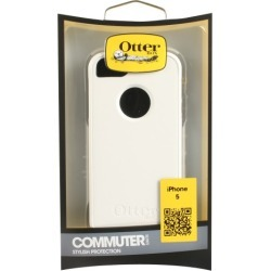 OtterBox Commuter Series Case Apple iPhone 5 (Glacier Gunmetal/Gray) - 7722167