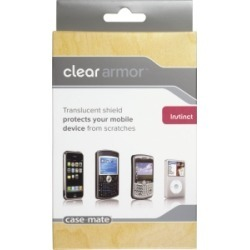 Case-Mate Armor Protective Film Case for Samsung Instinct (Clear)