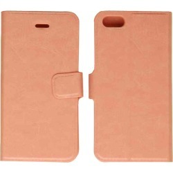 Unlimited Cellular Hybrid Novelty Diary Case for Apple iPhone 5S (Novelty Diary Case Pink)
