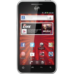 LG Optimus Elite Android Cell Phone for Virgin Mobile - Prepaid