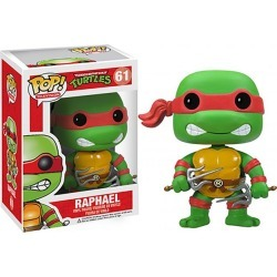 Toy - POP - Vinyl Figure - Teenage Mutant Ninja Turtles - Raphael found on Bargain Bro Philippines from Unlimited Cellular for $12.39