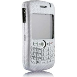Case-Mate Smart Skin for Blackberry 8300 Curve - Silver