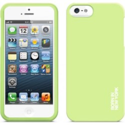 id America Hue Soft Grip Case for Apple iPhone 5 (Green) - IDCA502-GRN found on Bargain Bro from Unlimited Cellular for USD $15.34