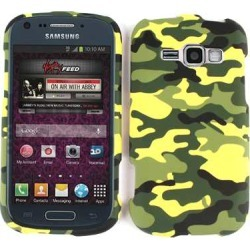 Unlimited Cellular Snap-On Case for Samsung Galaxy Ring M840 (Yellow/Green/Black Camo) found on Bargain Bro India from Unlimited Cellular for $5.99