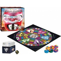 Toy - Board Game - Power Rangers - Trivial Pursuit