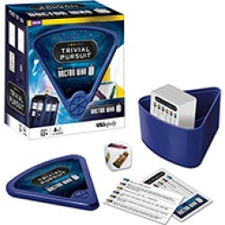 Toy - Board Game - Doctor Who - Trivial Pursuit