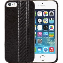 Xentris Hard Shell for Apple iPhone 5/5S - Executive Black found on Bargain Bro India from Unlimited Cellular for $29.99