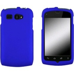 Phoenix Mobile Rubber Shield for Kyocera C5170 Hydro - Blue found on Bargain Bro India from Unlimited Cellular for $8.99