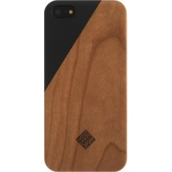 Native Union - CLIC Wooden Case for Apple iPhone 5s/5 - Black found on Bargain Bro India from Unlimited Cellular for $32.29