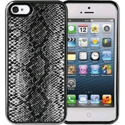 Xentris Wireless Hard Shell for Apple iPhone 5/5S - Black Python found on Bargain Bro India from Unlimited Cellular for $29.99