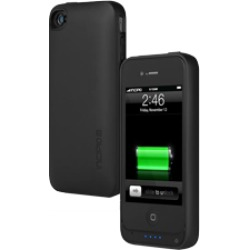 Incipio Bumper offGRID PRO Backup Battery Case for Apple iPhone 4G/4S - Black