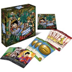 Toy - Game - Penny Arcade: Rumble in R'lyeh - Card Game found on Bargain Bro India from Unlimited Cellular for $45.19