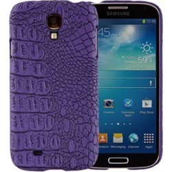 Xentris Wireless Hard Shell Case for Samsung Galaxy S4 (Purple Reptile) found on Bargain Bro India from Unlimited Cellular for $24.99