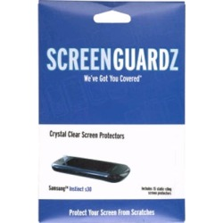 ScreenGuardz Samsung Instinct S30 SPH-M810 Screen Protectors, (15 Pack) found on Bargain Bro India from Unlimited Cellular for $5.99
