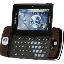 Brown - Sidekick LX PV250 Cell Phone, QWERTY, Bluetooth, Camera, for T-Mobile
