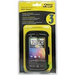 OtterBox Defender Case for HTC 6275 Desire - Black