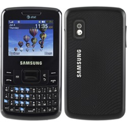 Samsung A177 Cell Phone, Bluetooth, QWERTY Keyboard, Camera, QuadBand World Phone - Unlocked