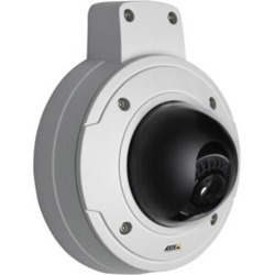Axis P3343-VE 6mm Outdoor Vandal Resistant Fixed Dome Camera - White
