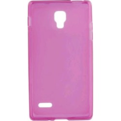 WXG Solid Color TPU Case for Samsung Galaxy S4 Mini - Pink found on Bargain Bro India from Unlimited Cellular for $6.59