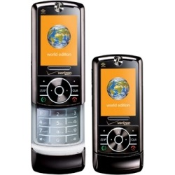 Motorola Rokr Z6 World Edition Cell Phone with 2 MP Camera/Bluetooth/MP3/Video Player/MicroSD - Unlocked