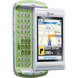 Green - PCD GTX75 QuickFire Cell Phone, Bluetooth, Camera, GPS,  - Unlocked