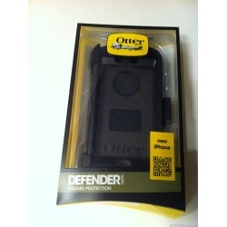 OtterBox Holster Defender Carrying Case for iPhone 5/5S (Black) - 7721908