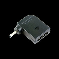 Samsung Products Samsung charger adapter for WEP series (Bluetooth headsets) - ACP100DBEBSTD