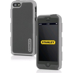 Incipio Foreman Stanley Rugged Case for Apple iPhone 5 - Dark Gray / Gray