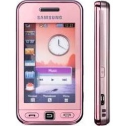 Pink - Samsung Star GT-S5230 Cell Phone, Touchscreen, Bluetooth, 3.2 MP Camera, Quad-Band, GSM World Phone - Unlocked found on Bargain Bro India from Unlimited Cellular for $89.99