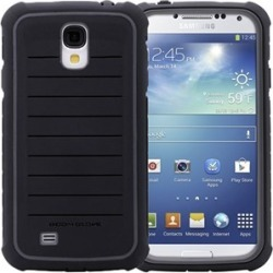 Body Glove ShockSuit Series Case for Samsung Galaxy S4 (Black/Charcoal) - 9349001