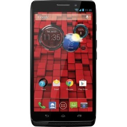 Motorola Droid Ultra XT1080 Unlocked GSM / Verizon 4G Android Phone (Black) - PMR100158