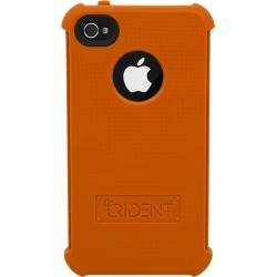 Trident - Perseus Case for iPhone 4/4S - Orange