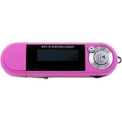 MP3 Player  Pink