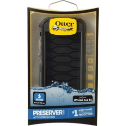 Otterbox Preserver Series Case for Apple iPhone 5/5s (Carbon)