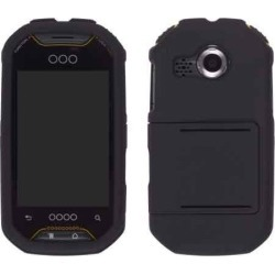 Wireless Solutions Slide Snap Case for Pantech Crossover P8000 - Black found on Bargain Bro from Unlimited Cellular for USD $8.05
