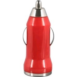 WireX USB Car Charger (Red)