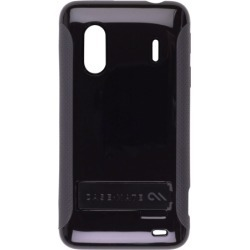 Case-Mate Pop! Case with Stand for HTC Kingdom / EVO 4G (Black/Cool Gray)