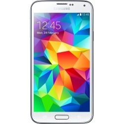 Samsung Galaxy S5 G900H 16GB Unlocked GSM Octa-Core Android Phone (White) - PSR300395