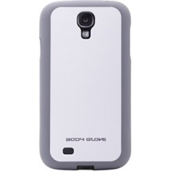 Body Glove Merge Glove Snap-On Case for Samsung Galaxy S4 (White/Charcoal)