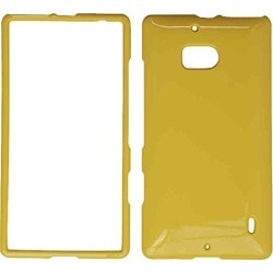 Cell Armor Snap On Cover For Nokia Lumia Icon/929 (Honey Bright Yellow) - NK929-SNAP-A016-IB