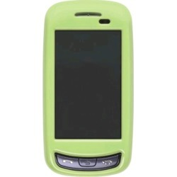 Samsung SGH-A877 Impression Snap-On Case Lime Green found on Bargain Bro Philippines from Unlimited Cellular for $5.99
