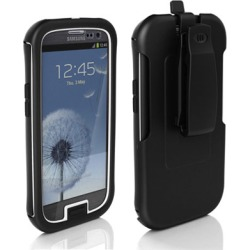 Ballistic Every1 Series Case for Samsung i9300 / L710/ i535 / T999 / i747 / Galaxy S3 (Black/White)