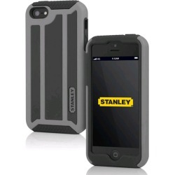 Incipio Stanley Highwire Rugged Case for Apple iPhone 5 - Gray / White