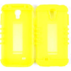 Rocker Series Skin, Fluorescent Yellow found on Bargain Bro India from Unlimited Cellular for $5.99