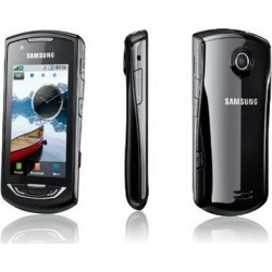 Samsung S5620 Monte Cell Phone, Bluetooth, 3 MP, Wi-Fi, World Phone - Unlocked