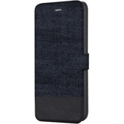 ITSKINS Angel Folio for Apple iPhone 5/5S - Black/Blue found on Bargain Bro India from Unlimited Cellular for $17.69