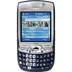 Palm Treo 750 GSM Smart Phone with Full QWERTY Keyboard (Blue) - Unlocked