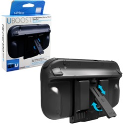 Wii U - Battery - U Boost - Black (Nyko)