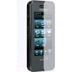 Case-Mate Armor Protective Film Case for Samsung M800/R800/Instinct/Delve - Clear